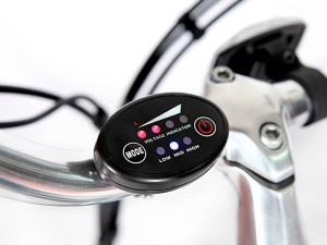 Simple ebike control system