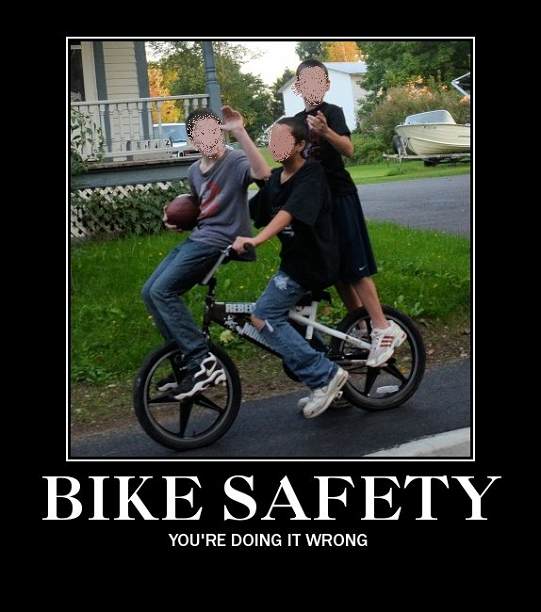 Ebike safety