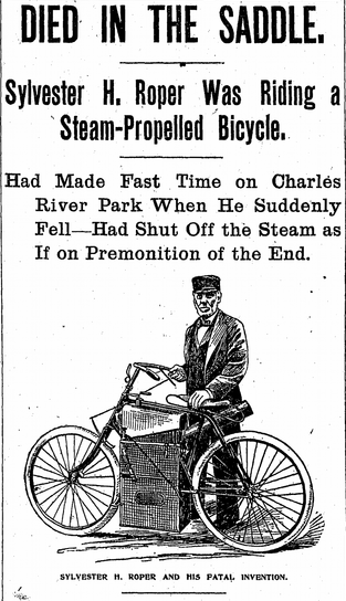 Roper velocipede
