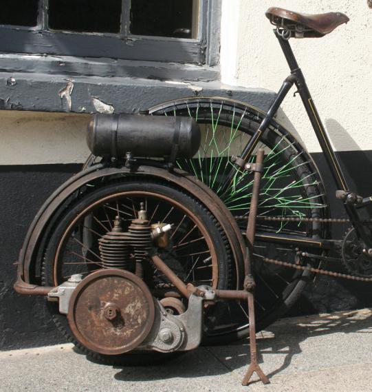 Wall Auto-Wheel