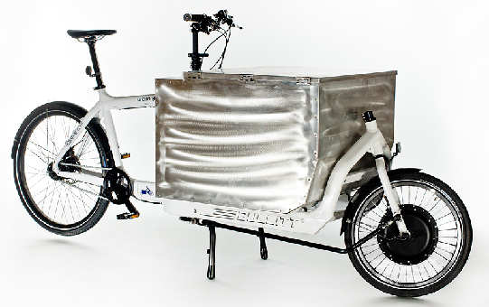 cargo ebike long wheelbase