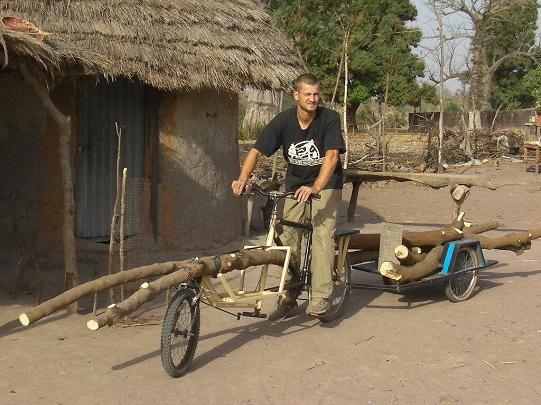 Cargo ebike