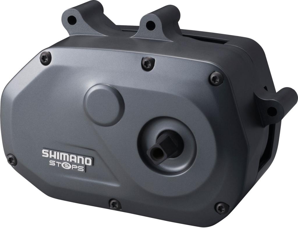 Shimano STEPS ebike motor