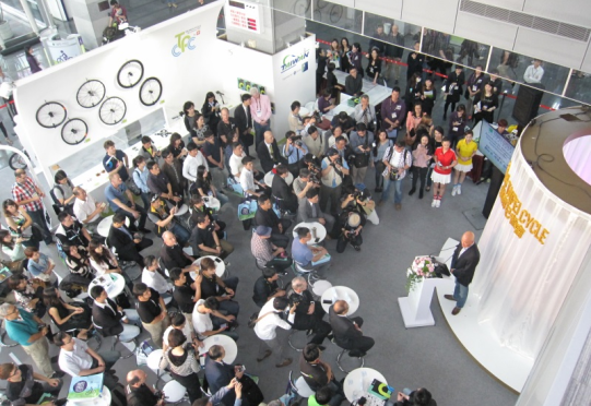 IF Design Award Winners at Taipei Cycle Show