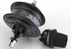 Nuvinci N330 hub gear for ebikes