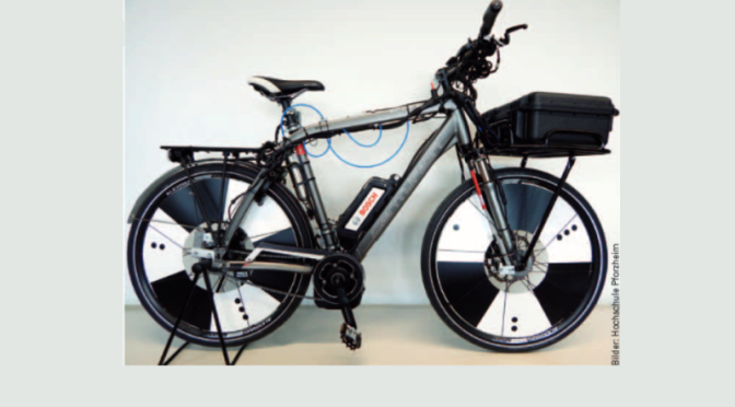 ABS Brake System for Ebikes under study in Germany