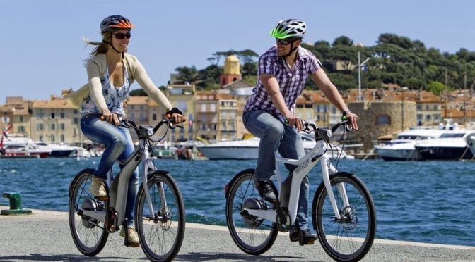 A Study from Norway: People Pedal More with Ebikes