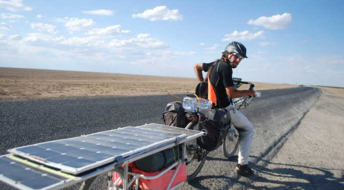 Sun Trip 2015: 7000 Km on a Solar Powered Ebike