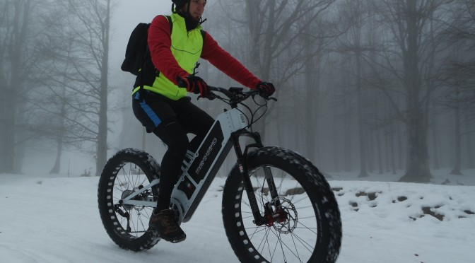 Fat ebike review: Mekkanobike