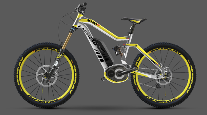 electric mountain bike haibike