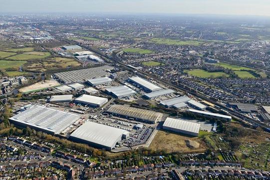 Brompton new factory