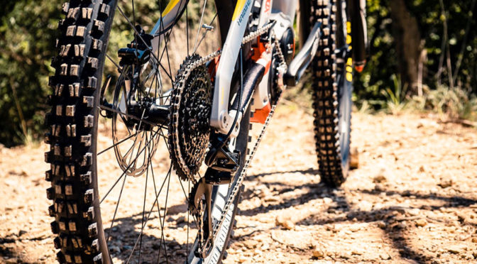 SRAM EX1 groupset for electric mountain bikes