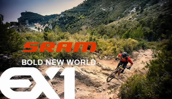 SRAM EX1 groupset