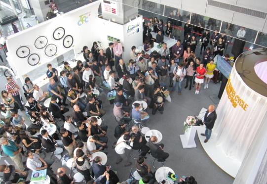 IF Design Award Winners at Taipei Cycle Show