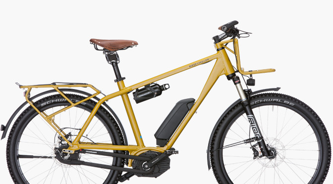 Eurobike 2015: what's new about ebikes