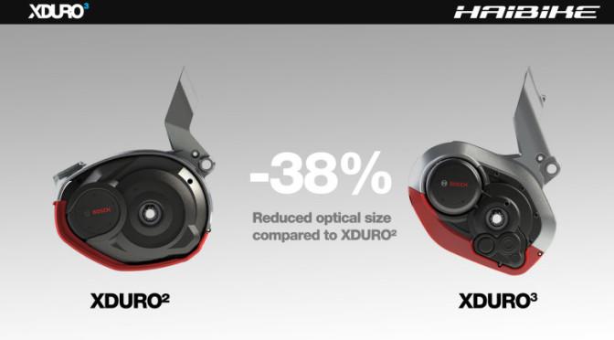 Haibike Xduro3 2016 Electric MTBs Range